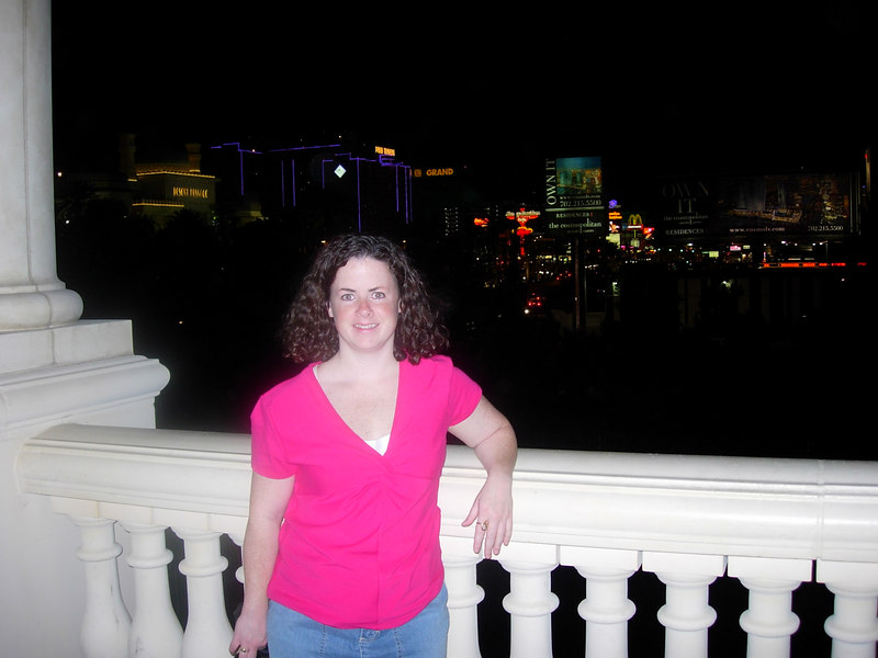 Elaine in Vegas