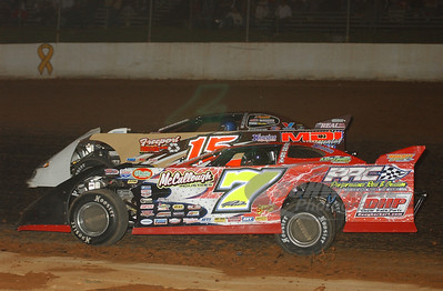 7 Matt Miller and 15 Steve Francis