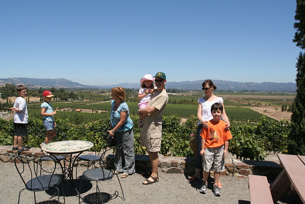 Wine Tasting With The Charltons