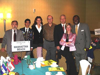 2005-06 Rotary Year - Larry Johnson President