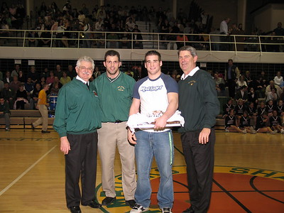2006-02-24 Fagiano honored at BBALL
