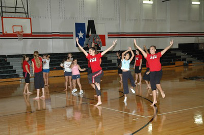 8-27-05 Angels Jr Dance Clinic