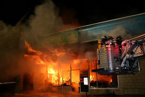 2005 Fires