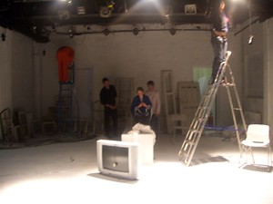 Show production shot