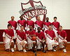 JV Basketball Team Photo