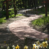 Warrior Walkway Spring Photo