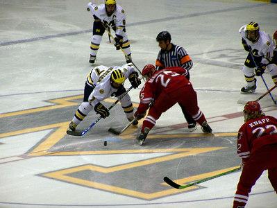 UNO Mavericks @ Michigan November 10, 2006