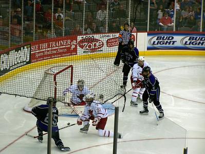 UNO Mavericks v Niagara Purple Eagles Oct 20