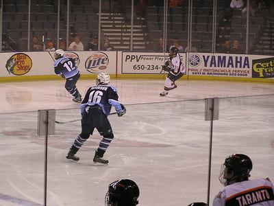 Omaha Lancers v Indiana Ice   Dec 15