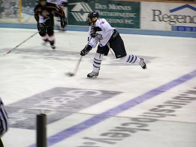Omaha Lancers v Indiana Ice Sept 30