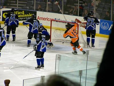Omaha Lancers v Lincoln Stars Dec 31