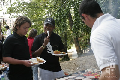 11th Grade Barbeque