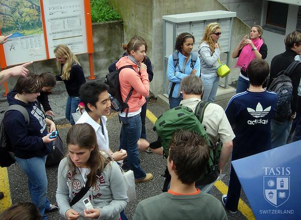 Class Hikes (September 2006)