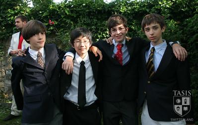 Middle School Banquet 2007