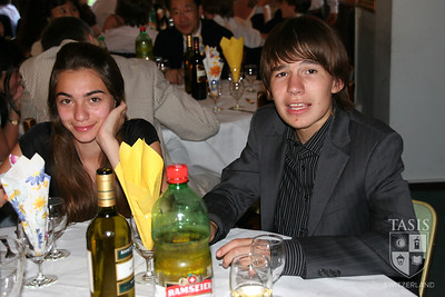 Middle School Banquet 2007