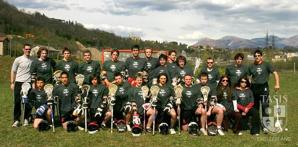Boys Lacrosse 2007 - Scrimmage