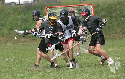 Boys Lacrosse - Zurich ( April 22, 2007)