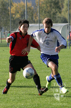 SGIS Soccer Tournament 2006