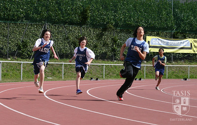 Track and Field 2007