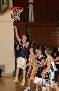 Boys Varsity Basketball vs. Breganzona