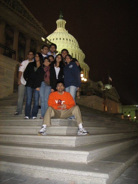 The 2006-2007 Executive Board - provided by Meghi Mehta.