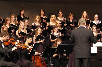 Upper School Choir Concert