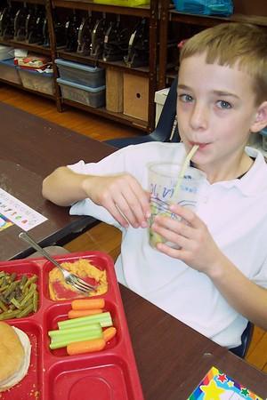 Lunch Bunch November