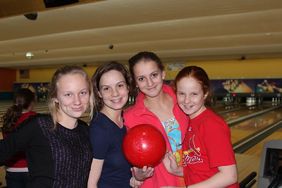 Bowling Party 2015