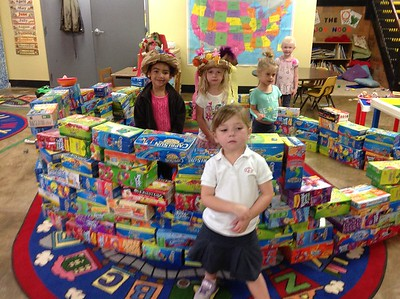 Building with Boxes Class of 2024