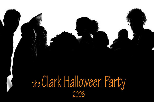 The Clark Family Halloween Party
