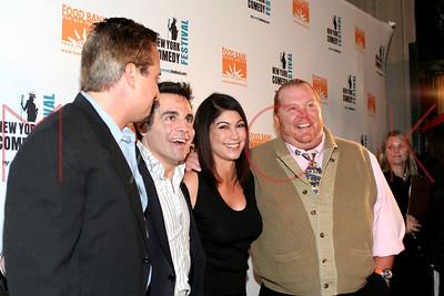 New York, NY - November 07:  Mario Batali Roast Kicks Off The 3rd Annual New York Comedy Festival, New York, USA