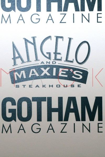 <center>Atmosphere Gotham Magazine celebrates the October issue featuring Gotham's 101 Hottest Bachelors at Angelo and Maxie's Steakhouse. New York, NY October 23 2006 Digital Photo by ©Steve Mack/s.d. mack pictures