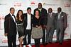 "<center>Dr. Benjamin Chavis; Russell Simmons; Debra Lee; Earvin ""Magic"" Johnson; Steve Stoute;  at The Hip-Hop Summit Action Network's Fourth Annual Action Awards. New York, NY October 16 2006 Digital Photo by © Steve Mack </center>"