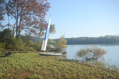 Camping at Spruce Run - Oct. 8-9