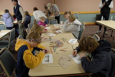 Kid's Crafts 2006