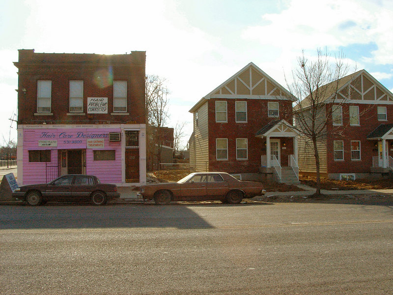 St. Louis Ave, JeffVanderLou area, 2006