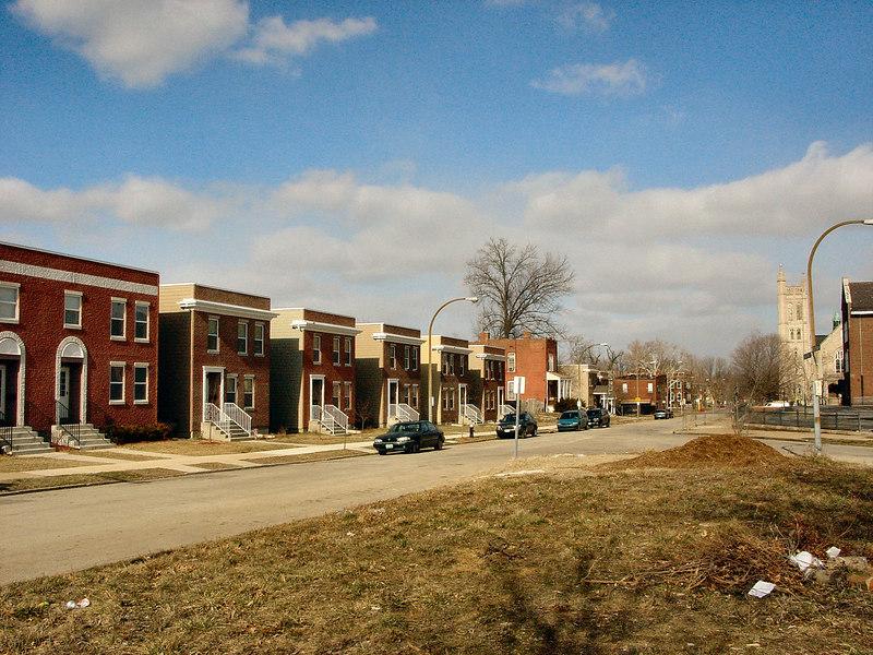 Coleman St, JeffVanderLou area, 2006