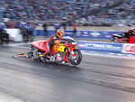 Pro Stock Motorcycle Action :