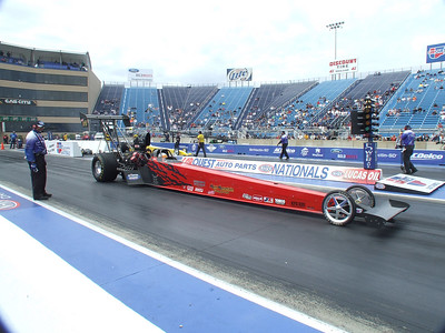 Top Alcohol Dragster