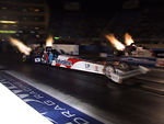 Top Fuel Dragster Action :