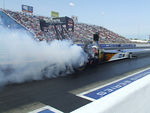 Top Fuel Dragster Burnouts :