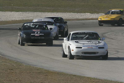 No-0602 The SCCA Florida Region Winter National at Homestead-Miami Speedway on January 14-15 2006