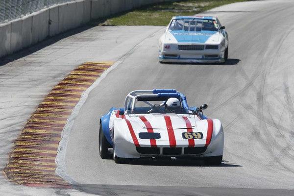No-0607 Historic GTP/GTO/GTU/Trans-Am Feature Race