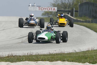 No-0607 Race Group  2, Monoposto Classic