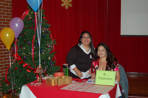 2006 HSA Holiday Party, D&B
