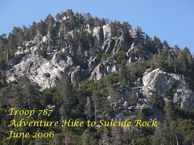 6/6/2006 - Suicide Rock