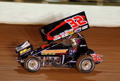 Dirt Track at Lowes 11-04-06 ASCS