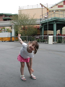 2006   San Diego Zoo  ,  Disney California , Princess  Lunch 120