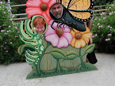 2006   San Diego Zoo  ,  Disney California , Princess  Lunch 058