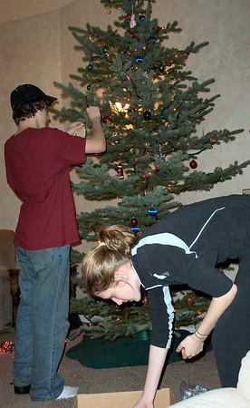 December / Christmas 2006